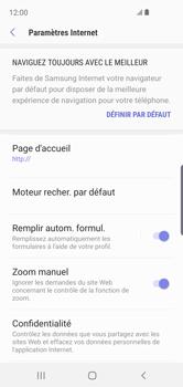 Samsung Galaxy S10e - Internet et roaming de données - Configuration manuelle - Étape 25
