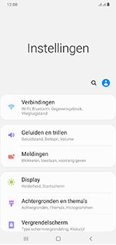 Samsung Galaxy A10 - wifi - handmatig instellen - stap 4