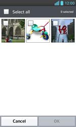 LG E460 Optimus L5 II - MMS - Sending pictures - Step 14