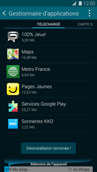 Samsung Galaxy S 5 - Applications - Comment désinstaller une application - Étape 8