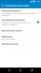 HTC Desire 816 - Internet et connexion - Activer la 4G - Étape 7