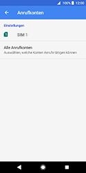 Sony Xperia XZ2 Compact - Anrufe - Rufumleitungen setzen und löschen - 7 / 13