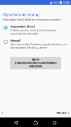 Sony Xperia XA1 - E-Mail - Konto einrichten (outlook) - 13 / 18