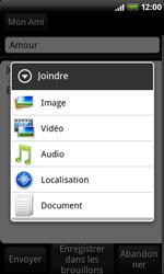 HTC A8181 Desire - E-mail - envoyer un e-mail - Étape 9
