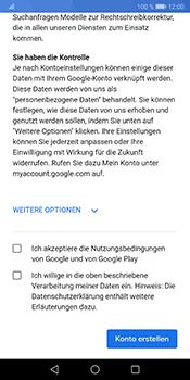 Huawei Mate 10 Pro - Android Pie - Apps - Einrichten des App Stores - Schritt 15