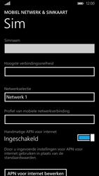 Nokia Lumia 830 - netwerk en bereik - gebruik in binnen- en buitenland - stap 10