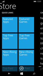 Microsoft Lumia 535 - Applications - Download apps - Step 8