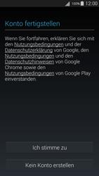 Samsung I9301i Galaxy S III Neo - Apps - Konto anlegen und einrichten - Schritt 14