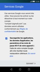 Huawei P8 Lite - E-mail - Configuration manuelle (gmail) - Étape 14