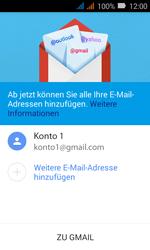 Huawei Y3 - E-Mail - Konto einrichten (gmail) - Schritt 13
