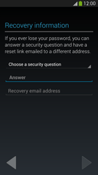 Samsung Galaxy S 4 Active - Applications - Setting up the application store - Step 12