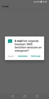 LG V30 (H930) - E-mail - Handmatig Instellen - Stap 15