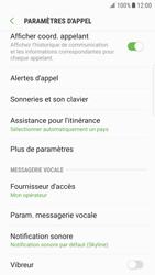 Samsung Galaxy S6 Edge - Android Nougat - Messagerie vocale - configuration manuelle - Étape 7