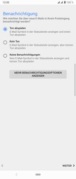 Sony Xperia 10 Plus - E-Mail - Konto einrichten (outlook) - Schritt 15