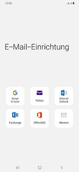 Samsung Galaxy A50 - E-Mail - 032c. Email wizard - Outlook - Schritt 6