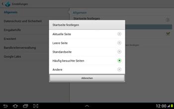 Samsung N8000 Galaxy Note 10-1 - Internet - Manuelle Konfiguration - Schritt 19