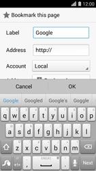 Huawei Ascend Y550 - Internet - Internet browsing - Step 6