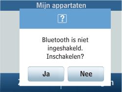 Samsung C3500 Chat 350 - Bluetooth - koppelen met ander apparaat - Stap 7