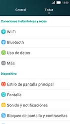Huawei Y5 - Internet - Ver uso de datos - Paso 3