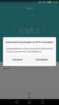 Huawei Mate S - Software updaten - Update installeren - Stap 4