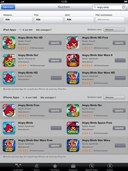 Apple iPad 3 - Apps - Herunterladen - Schritt 11