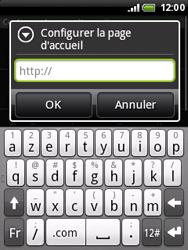 HTC A3333 Wildfire - Internet - configuration manuelle - Étape 20
