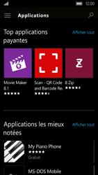 Acer Liquid M330 - Applications - Télécharger des applications - Étape 9