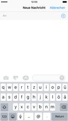 Apple iPhone 6 iOS 10 - MMS - Erstellen und senden - Schritt 6