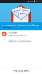 Samsung G800F Galaxy S5 Mini - E-mail - Manual configuration (gmail) - Step 13