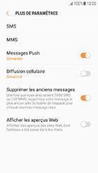 Samsung Galaxy J3 (2017) - SMS - Configuration manuelle - Étape 7
