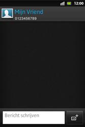 Sony ST27i Xperia Go - MMS - Afbeeldingen verzenden - Stap 7
