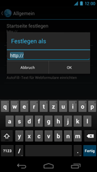 Samsung Galaxy Nexus - Internet - Apn-Einstellungen - 17 / 19