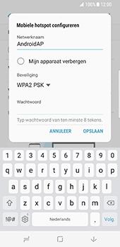 Samsung Galaxy S8 (G950) - WiFi - Mobiele hotspot instellen - Stap 10