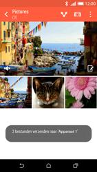 HTC Desire 610 - contacten, foto