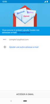 Google Pixel 3a - E-mails - Ajouter ou modifier votre compte Yahoo - Étape 13