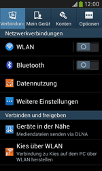 Samsung Galaxy Grand Neo - Fehlerbehebung - Handy zurücksetzen - 6 / 12