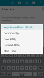 Samsung Galaxy S5 Mini - e-mail - hoe te versturen - stap 16