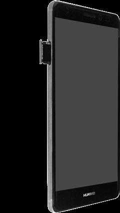 Huawei Mate S - SIM-Karte - Einlegen - Schritt 6