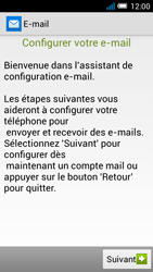 Alcatel Pop C7 - E-mail - configuration manuelle - Étape 5