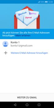 Huawei P Smart - E-Mail - Konto einrichten (gmail) - Schritt 12
