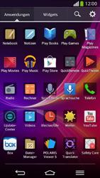 LG G Flex - Apps - Konto anlegen und einrichten - 3 / 26