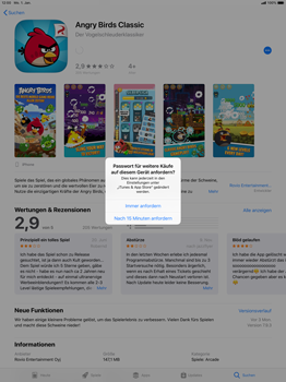 Apple iPad Pro 12.9 inch - iOS 12 - Apps - Herunterladen - Schritt 16