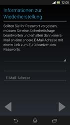 Sony Xperia Z - Apps - Konto anlegen und einrichten - 10 / 17