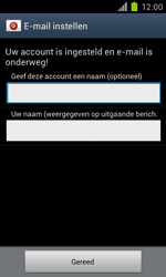 Samsung I9100 Galaxy S II met OS 4 ICS - e-mail - handmatig instellen - stap 19