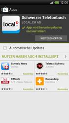 HTC One X Plus - Apps - Installieren von Apps - Schritt 10