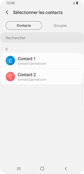 Samsung Galaxy S9 Android Pie - E-mail - envoyer un e-mail - Étape 7