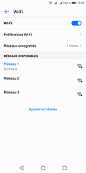 Huawei Y5 (2018) - Internet et connexion - Accéder au réseau Wi-Fi - Étape 8