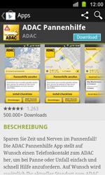 Samsung Galaxy Ace 2 - Apps - Herunterladen - 19 / 22