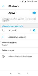 Alcatel 1 - Internet et connexion - Connexion avec un équipement multimédia via Bluetooth - Étape 11