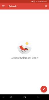Samsung Galaxy A7 (2018) - E-mail - handmatig instellen (gmail) - Stap 14